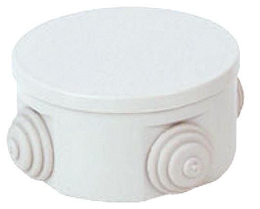 Junction Box with Blank Covers 1