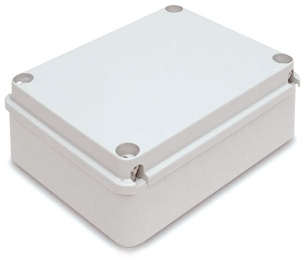 Junction Box with Blank Sides