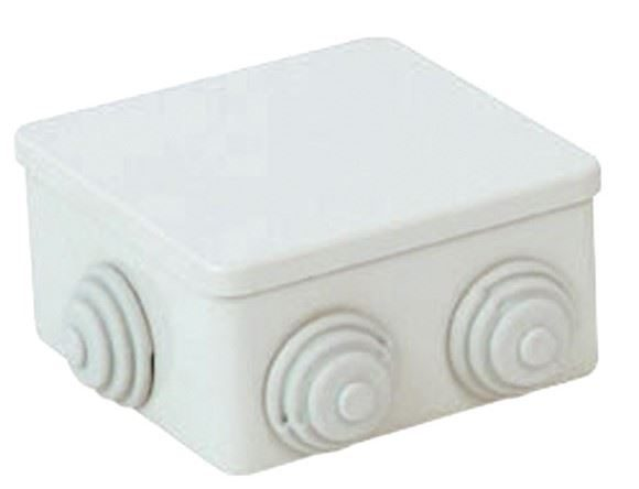 Junction Box with Blank Covers & CG 1
