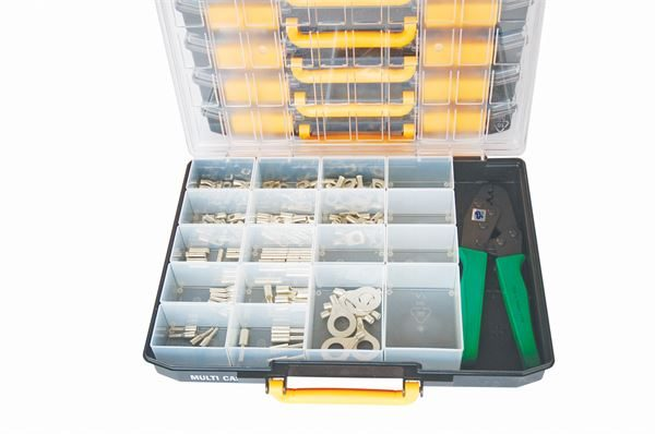 10-16mm² Crimp Kit with Tool