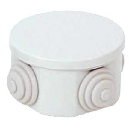 Junction Box with Blank Covers 2