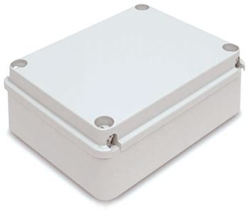Junction Box with Blank Sides IP55 rt_RGB