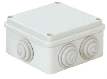 Junction Box with Blank Covers & CG 2